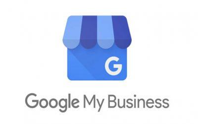 สร้างบัญชี Google My Business