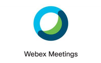 วิธีใช้ Webex Meeting (คู่มือใช้งาน Weebex Meet)