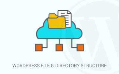 ไฟล์ เวิร์ดเพรส และโครงสร้างไดเรกทอรี (WordPress File)