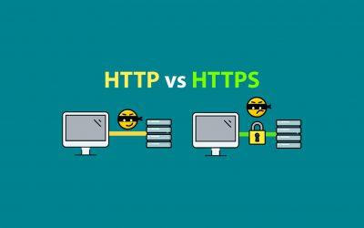 HTTP กับ HTTPS ต่างกันยังไง ?